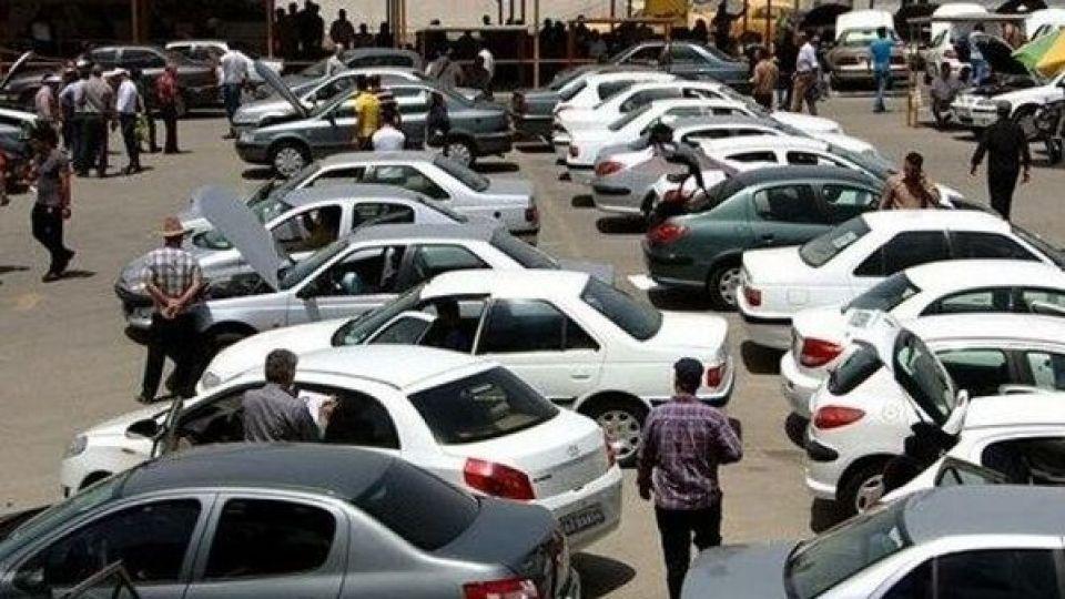 توقف خرید و فروش خودرو در آستانه انتخابات