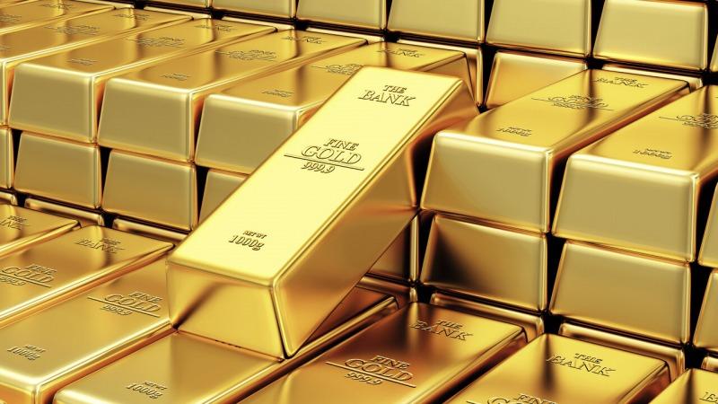 طلا پس از قرار گیری در بالا ترین قیمت 5 ماهه خود کاهش یافت