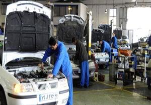 افزایش نرخ دستمزد تعمیرکاران خودرو