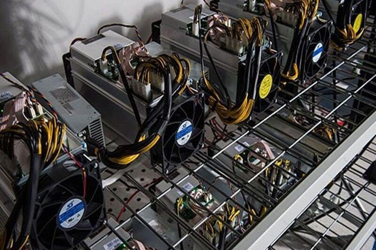 230 دستگاه ماینر غیرمجاز در شهرک صنعتی کاسپین کشف شد