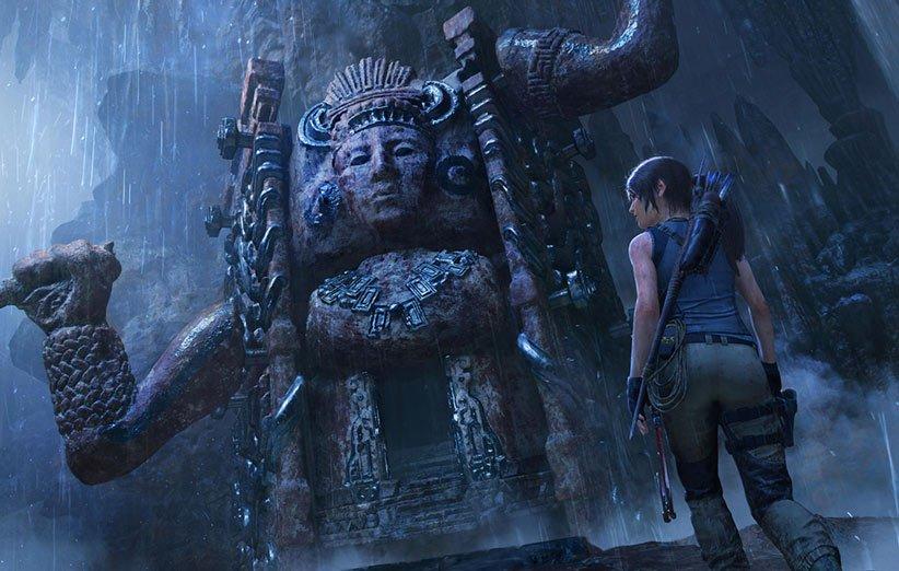 بازی Shadow of the Tomb Raider برای PS5 ارتقا داده میشود