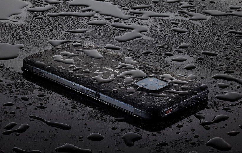 گوشی جانسخت نوکیا XR20 با ۴ سال پشتیبانی نرمافزاری معرفی شد