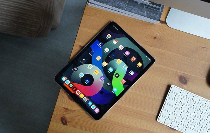 آیپد ایر ۵ با ظاهری مشابه آیپد پرو و آیپد مینی ۶ بدون تغییر ظاهری عرضه میشوند
