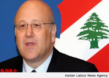 نجیب میقاتی نخستوزیر لبنان شد