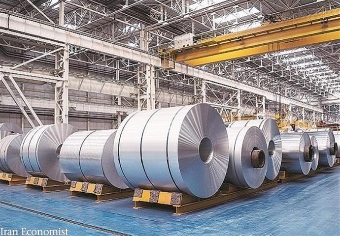صادرات فولاد ۱۲۵ درصد افزایش یافت