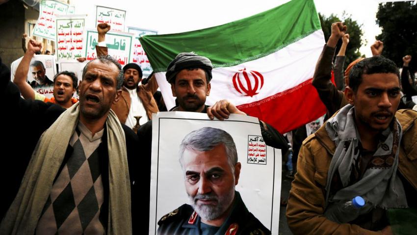 از ترور سردار سلیمانی تا توطئه علیه رهبر معظم انقلاب