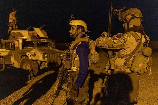 رئیس ستاد مشترک ارتش آمریکا: کنترل حدود نیمی از بخشهای افغانستان در دست طالبان است