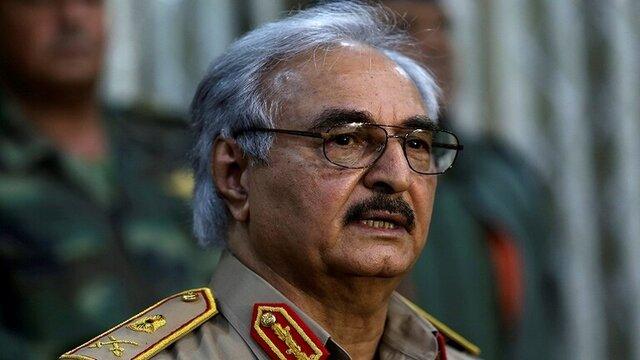 """سفر هیاتی از """"ارتش ملی لیبی"""" به مسکو"""