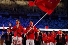 """انتقاد پکن از نمایش """"نقشه ناقص"""" چین در نقشه المپیک ان بی سی"""
