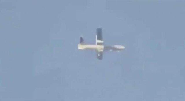 پرواز پهپاد رژیم صهیونیستی و تیراندازی هوایی این رژیم در جنوب لبنان