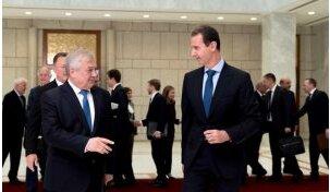 اسد و فرستاده پوتین همکاری درباره بازگشت آوارگان سوری را بررسی کردند