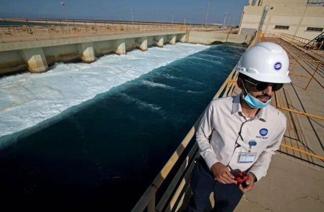 توقف خصوصی سازی تاسیسات آب شیرین کن عربستان