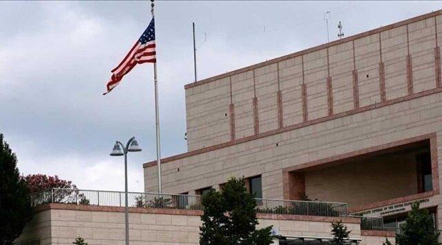 اصابت ۲ راکت به نزدیکی سفارت آمریکا در بغداد/ گروههای مقاومت: این حمله کار ایادی آمریکاست