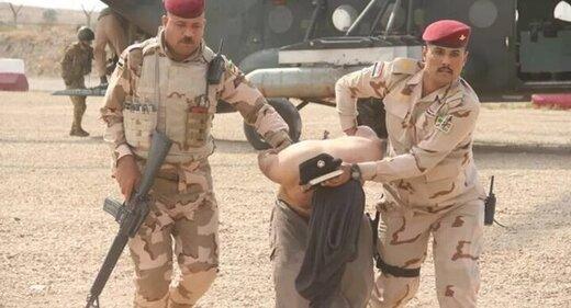 نیروهای امنیتی مفتی داعشیها را دستگیری کردند