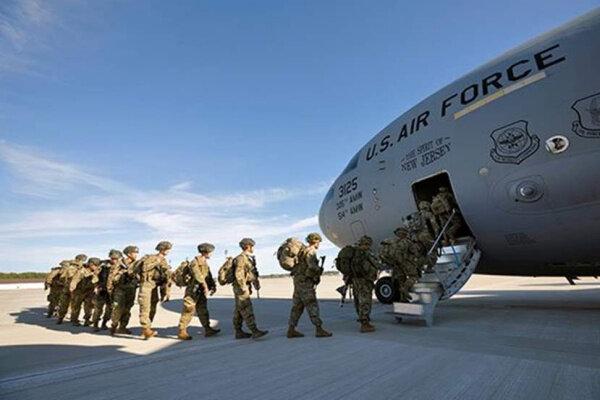 ارتش آمریکا تا پایان ۲۰۲۱ از عراق خارج می شود