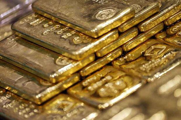 قیمت جهانی طلا کاهش یافت / هر اونس ۱۸۰۰ دلار