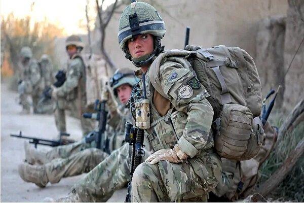 بیش از نیمی از نظامیان زن انگلیس قربانی تجاوز جنسی اند