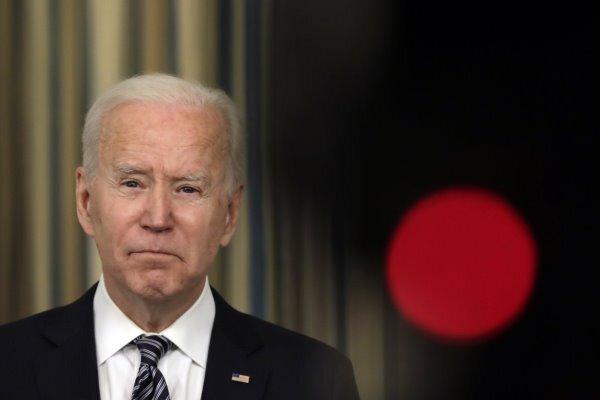 «جو بایدن» حامی طرح تجزیه عراق است
