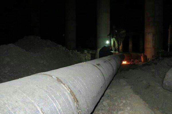 انتقال آب خوزستان به استانی که یک کیلومتر با دریا فاصله دارد