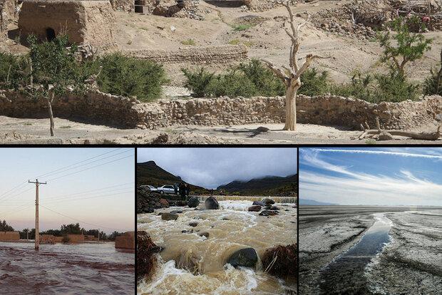 سیل و خشکسالی دو روی سکه کرمان/ مدیریت منابع آبی مغفول ماند