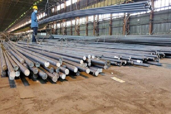 میلگرد ۵۰ به سبد محصولات صنعتی ذوب آهن اصفهان اضافه شد