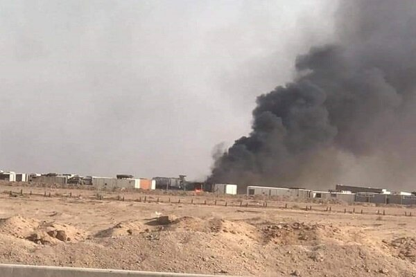 حمله پهپادی به مقر حشد شعبی عراق در نجف اشرف