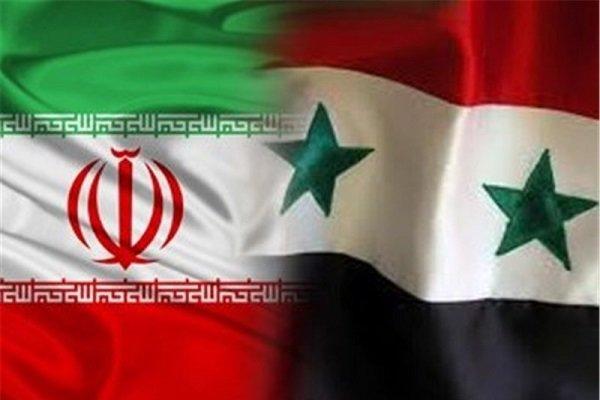 ۱۲ پیشنهاد عملیاتی به رئیس مجلس جهت توسعه تجارت ایران و سوریه