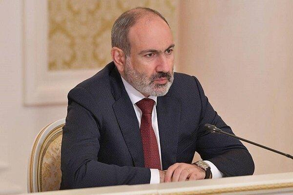 درخواست استقرار نیروهای روسیه در مرز ارمنستان با جمهوری آذربایجان