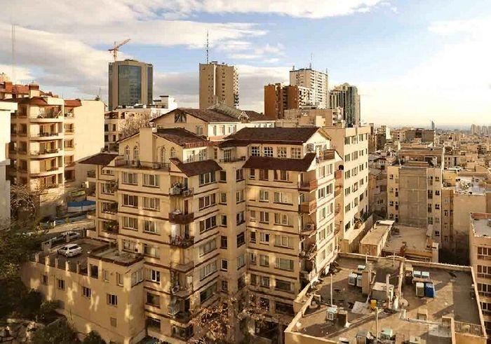 بازار مسکن در 60 درصد محله های تهران درجا می زند