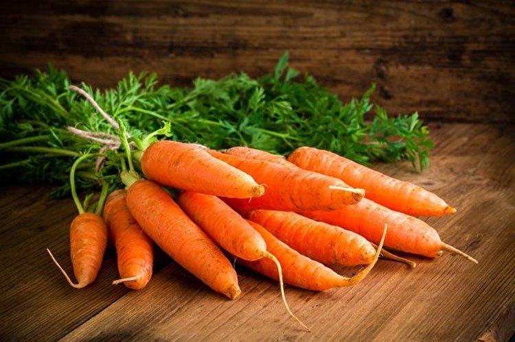 هویج 16 هزار تومان به فروش می رسد