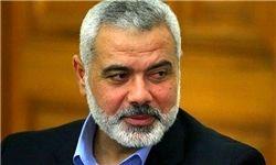 توافق برای انتخاب دوباره اسماعیل هنیه به عنوان رهبر حماس