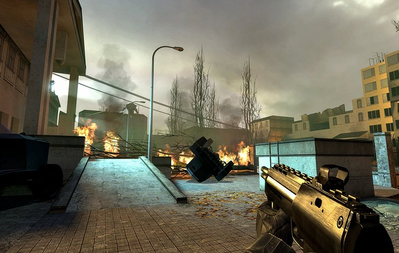 بازسازی Half-Life 2 در راه است؛ ساختهی طرفداران و تأییدشدهی سازندگان اصلی