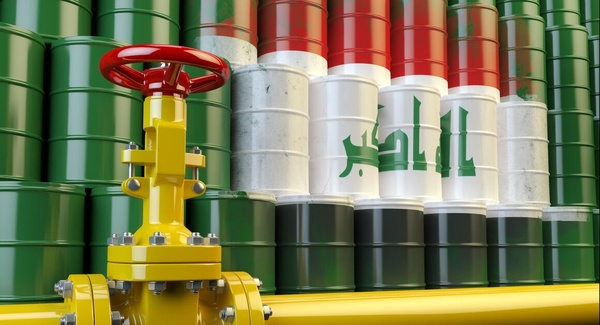 افزایش ۱.۴ درصدی صادرات نفت خام عراق