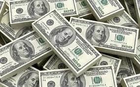 نرخ دلار در بازار جهانی بالا رفت