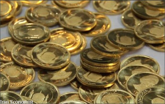 کاهش قیمت سکه تحت تاثیر دو عامل داخلی و خارجی
