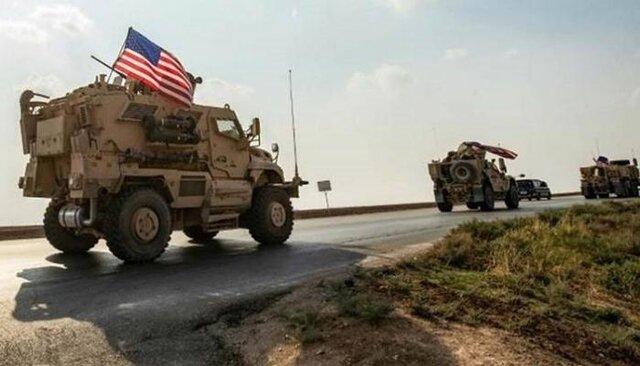 """گروه """"قاصم الجبارین"""" کاروان ائتلاف آمریکایی را در جنوب عراق هدف گرفت"""