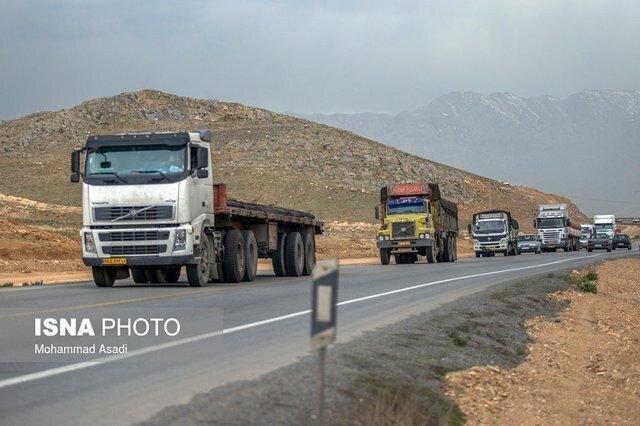 ممنوع الورود شدن کامیونهای ایرانی به اروپا در صورت عدم نوسازی