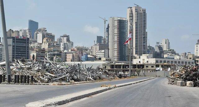 وال استریت ژورنال: لبنان در وضعیت سقوط آزاد اقتصادی قرار دارد
