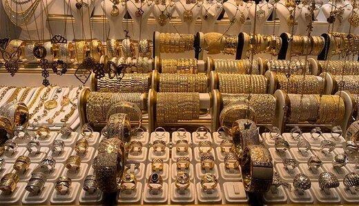 قیمت سکه، طلا و ارز ۱۴۰۰.۰۵.۱۰/ طلا همچنان میتازد