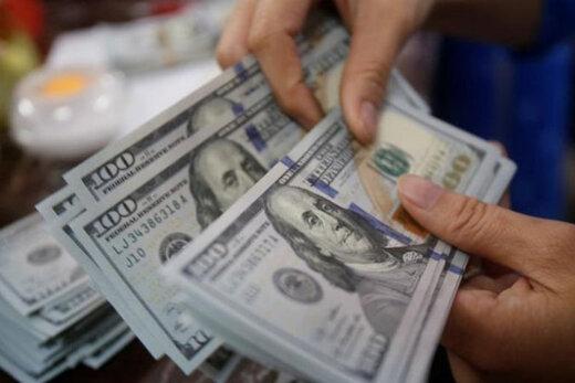 افزایش ۲۵۲ تومانی قیمت دلار در صرافیهای بانکی