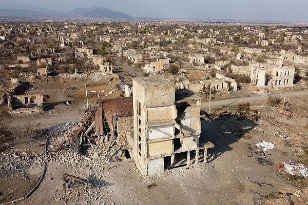 نظامیان ارمنستان و جمهوری آذربایجان به روی هم آتش گشودند
