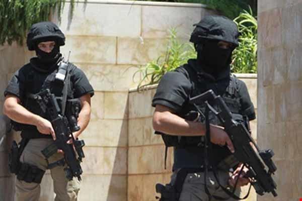 استقرار نیروهای ارتش لبنان در منطقه خلده در جنوب لبنان