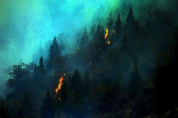 تداوم آتشسوزی مهیب در ترکیه با ۸ کشته و ۸۶۴ زخمی