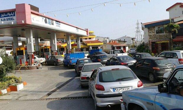تعطیلی پمپ بنزینهای محدوده مجلس شورای اسلامی در روز تحلیف