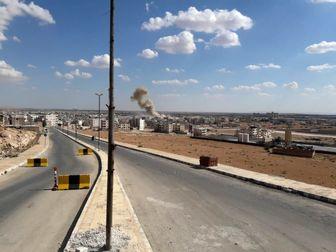 کامیون بمبگذاری شده در شرق حلب