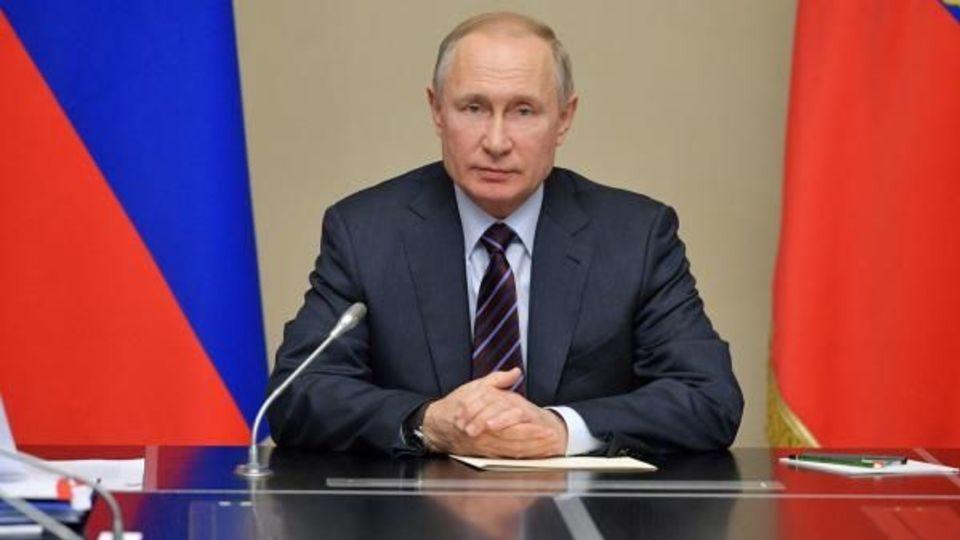 حضور رئیس جمهور روسیه در نشست شانگهای به صورت مجازی