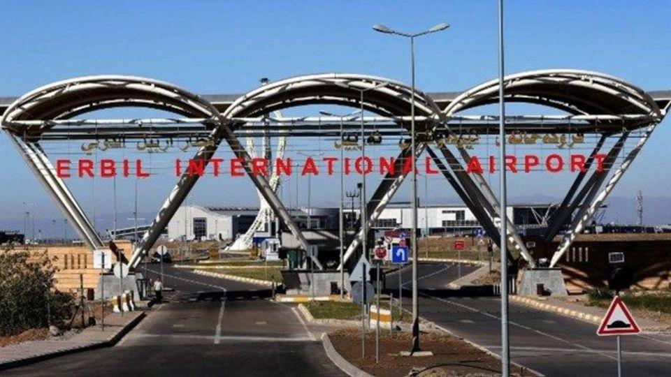 ائتلاف آمریکایی: هر پهپادی بر فراز فرودگاه اربیل را منهدم خواهیم کرد