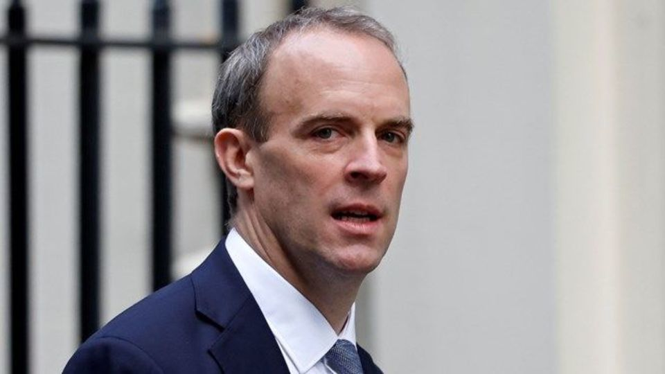 وزیر خارجه انگلیس تغییر کرد