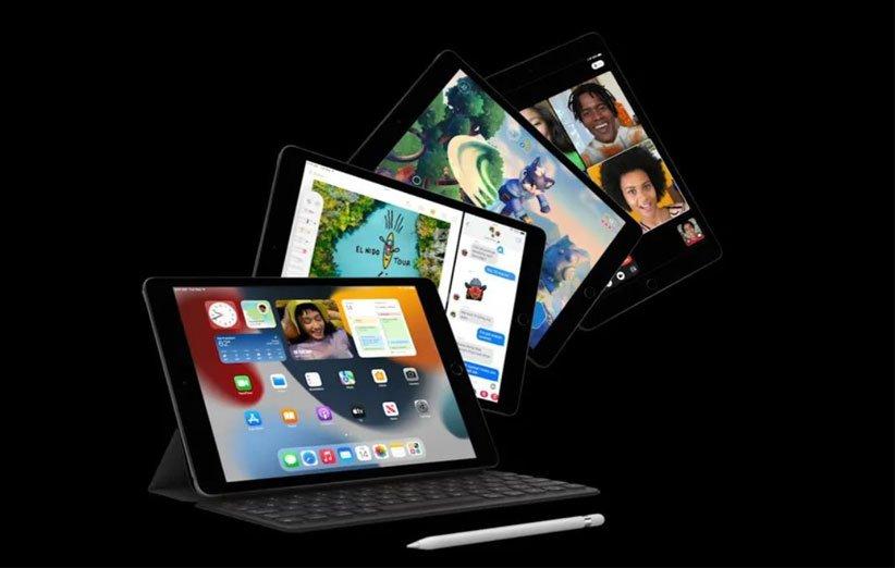 اپل از آیپد جدید و آیپد مینی ۶ رونمایی کرد
