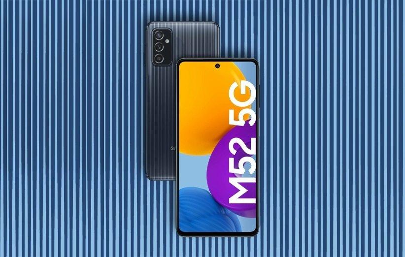 سامسونگ گلکسی M52 5G روز ۲۸ شهریور رونمایی میشود